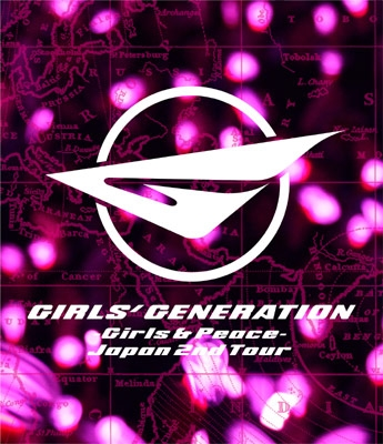 GIRLS' GENERATION -Girls&Peace-Japan 2nd Tour [Standard Edition](Blu-ray)