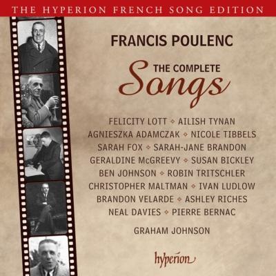 歌曲全集 F.ロット、マクグリーヴィ、ビックリー、マルトマン、G.ジョンソン、他(4CD)