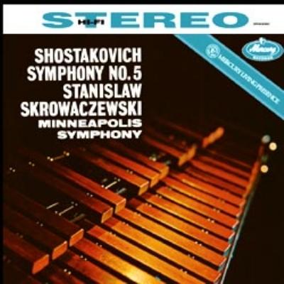 Sym, 5, : Skrowaczewski / Minneapolis So