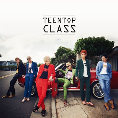 4th Mini Album -Teen Top Class