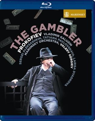 『賭博者』全曲 チヘイーゼ演出、ゲルギエフ&マリインスキー歌劇場、ガルージン、アレクサーシキン、他(2010 ステレオ)(日本語字幕付)