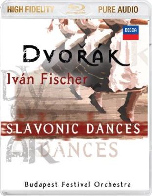 スラヴ舞曲全曲 イヴァン・フィッシャー&ブダペスト祝祭管弦楽団