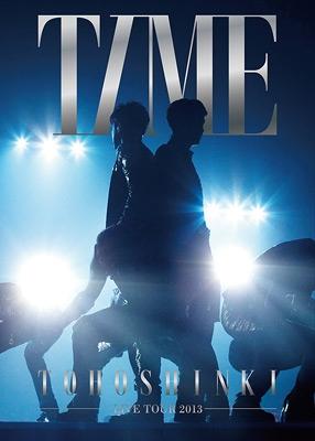東方神起 LIVE TOUR 2013 〜TIME〜【初回生産限定盤】
