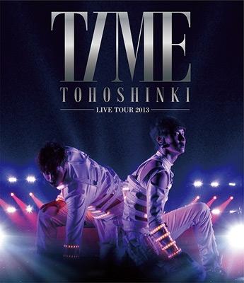 東方神起 LIVE TOUR 2013 〜TIME〜(Blu-ray)