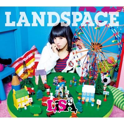 LANDSPACE 【初回生産限定盤】(CD+BD+DVD)