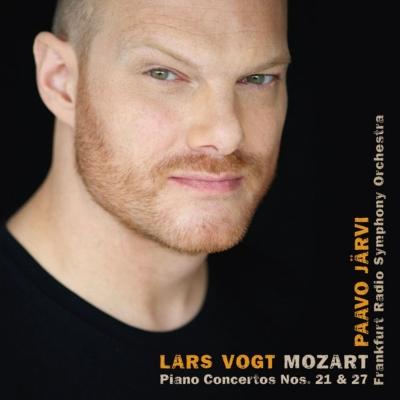 ピアノ協奏曲第21番、第27番 フォークト、P.ヤルヴィ&フランクフルト放送響
