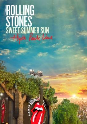 Sweet Summer Sun -Hyde Park Live 【初回限定盤(Blu-ray+2CD)】