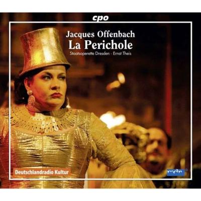 『ペリコール』全曲(ドイツ語) タイス&ドレスデン州立オペレッタ劇場、ブローム、ザイモン、他(2009−10 ステレオ)(2CD)