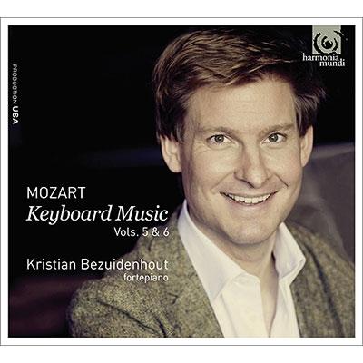 鍵盤楽器のための作品集第5集、第6集 ベズイデンホウト(2CD)