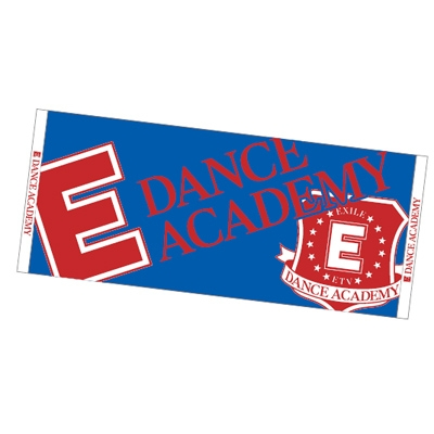 Eダンスアカデミー フェイスタオル