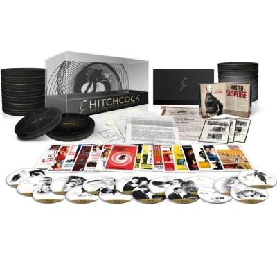 ヒッチコック・アルティメイト・フィルムメーカー・コレクション Blu-ray BOX