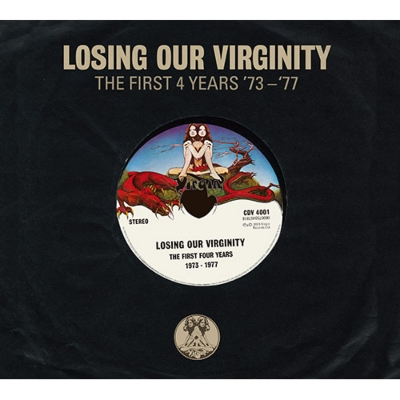Virgin Records: First 4 Years 1973-1977