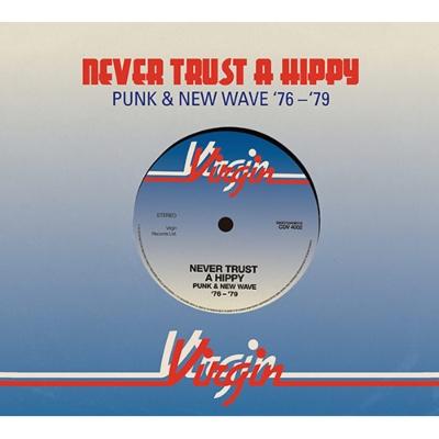 Virgin Records: Punk & New Wave 1976-1979