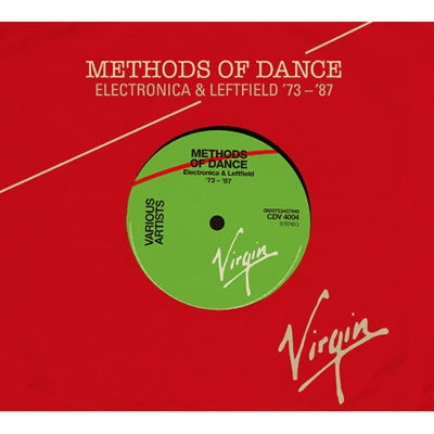 Virgin Records: Methods Of Dance 1973-1987