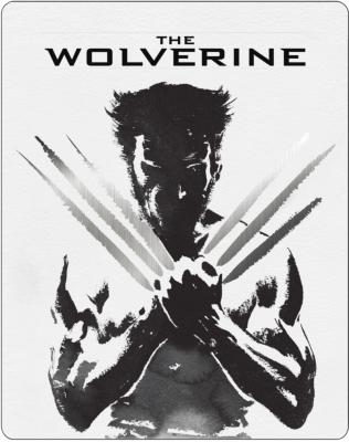 ウルヴァリン:X-MEN ZERO+ウルヴァリン:SAMURAI ブルーレイ版スチール・ブック仕様〔4,000セット数量限定生産〕