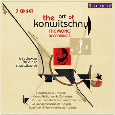 フランツ・コンヴィチュニーの芸術〜モノラル録音集(7CD)