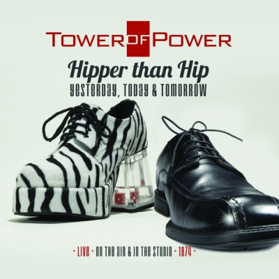 Hipper Than Hip (Yesterday, Today, & Tomorrow): Live On The Air