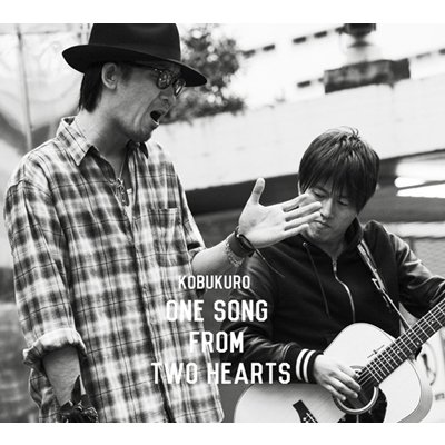 One Song From Two Hearts (+DVD)【初回限定盤 スペシャル・パッケージ仕様】