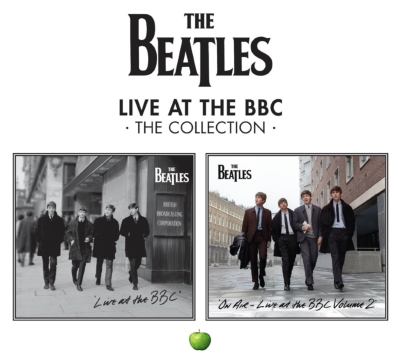 Live At The BBC: The Collection : The Beatles | HMV&BOOKS online ...