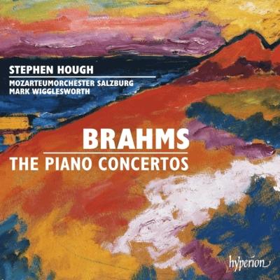 ピアノ協奏曲第1番、第2番 ハフ、ウィッグルスワース&モーツァルテウム管(2CD)