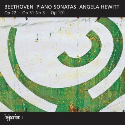 ピアノ・ソナタ第11番、第18番、第28番 ヒューイット