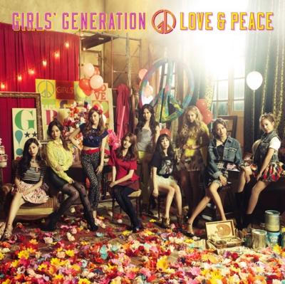 LOVE&PEACE 【通常盤】
