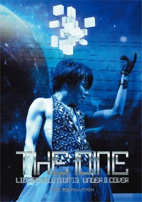T.M.R.LIVE REVOLUTION'13 -UNDERII COVER-(Blu-ray)