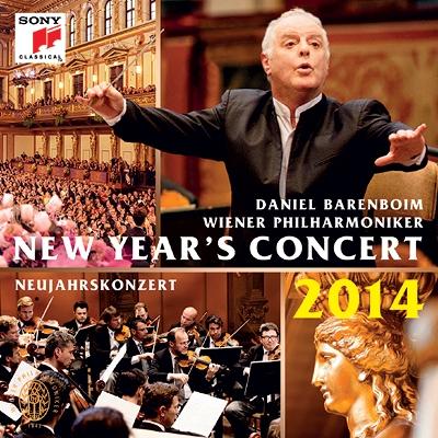 ニューイヤー・コンサート2014 バレンボイム&ウィーン・フィル(2CD)