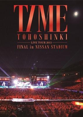 東方神起 LIVE TOUR 2013 〜TIME〜FINAL in NISSAN STADIUM (DVD)