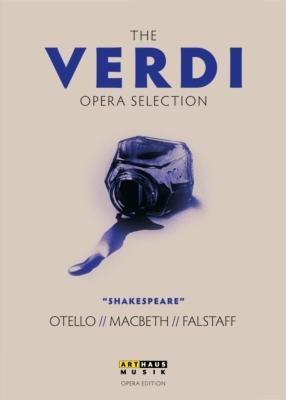オテロ(スカラ座2001、ドミンゴ)、マクベス(チューリッヒ歌劇場2001、ハンプソン)、ファルスタッフ(フィレンツェ五月祭2006、ライモンディ)