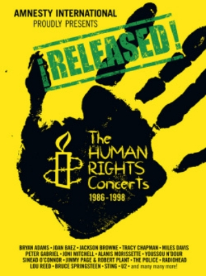 Amnesty International Proudly Presents Ireleased!: The Human Rights Concerts 1986-1998