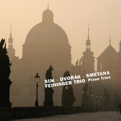 ドヴォルザーク:ピアノ三重奏曲第2番、スメタナ:ピアノ三重奏曲、スーク:ピアノ三重奏曲 ファイニンガー・トリオ