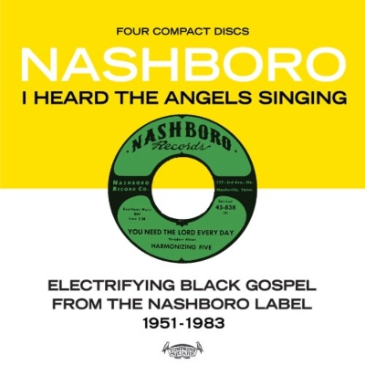I Heard The Angels Singing: Electrifying Black Gospel