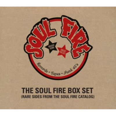 Soul Fire Box Set: Rare Sides From The Soul Fire Catalog