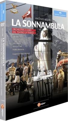 『夢遊病の女』全曲 モラッシ演出、フェッロ&フェニーチェ歌劇場、プラット、ムケリア、他(2012 ステレオ)