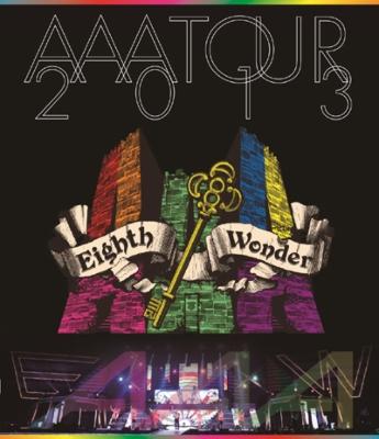 AAA TOUR 2013 Eighth Wonder (Blu-ray)
