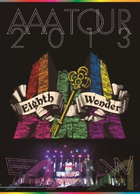 AAA TOUR 2013 Eighth Wonder 【初回生産限定フォトブック付スペシャルBOX仕様】(Blu-ray)