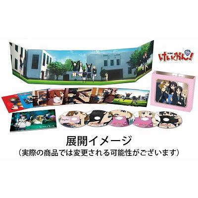 けいおん! Blu-ray Box 【初回限定生産】