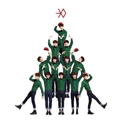 Winter Special Album -Miracles In December 12月の奇跡 (韓国語)