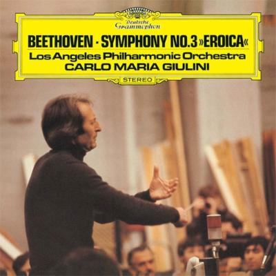 交響曲第3番『英雄』 カルロ・マリア・ジュリーニ&ロサンジェルス・フィル