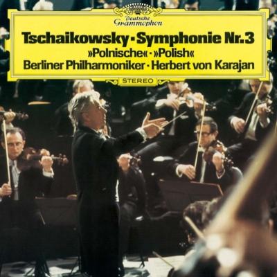 交響曲第3番『ポーランド』、スラヴ行進曲、イタリア奇想曲 カラヤン&ベルリン・フィル(プラチナSHM)