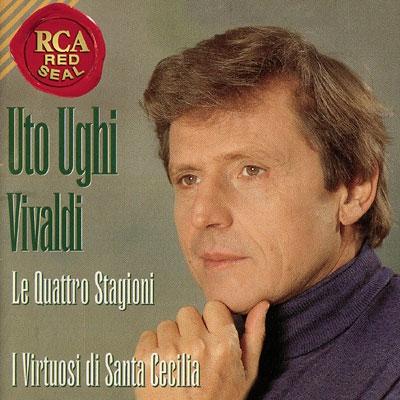 協奏曲集『四季』 ウート・ウーギ、イ・ヴィルトゥオージ・ディ・サンタ・チェチーリア