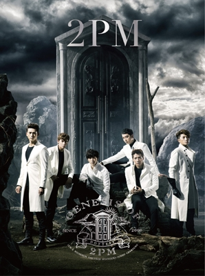 GENESIS OF 2PM [First Press Limited Edition A](CD+DVD)