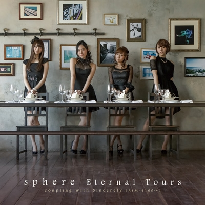 Eternal Tours (CD+DVD)【Type A】