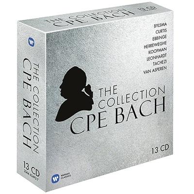 ザ・コレクション レオンハルト、コープマン、ビルスマ、ヘレヴェッヘ、他(13CD)