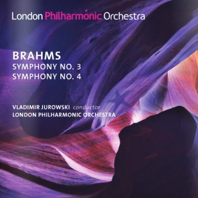交響曲第3番、第4番 ユロフスキー&ロンドン・フィル