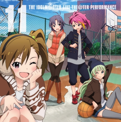 『アイドルマスター ミリオンライブ!』テーマソング::THE IDOLM@STER LIVE THE@TER PERFORMANCE 11