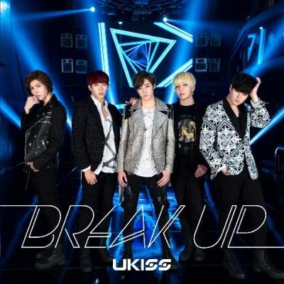 Break up (CD+DVD)【ジャケットA / 初回生産限定盤】