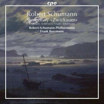 ツヴィッカウ交響曲、『マンフレッド』序曲、『序曲、スケルツォとフィナーレ』、他 ベールマン&ロベルト・シューマン・フィル