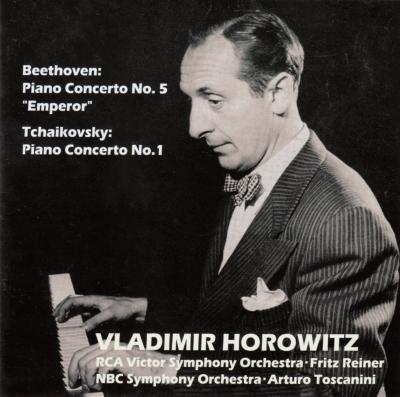 Piano Concerto 1 Horowitz P Toscanini Nbc So
